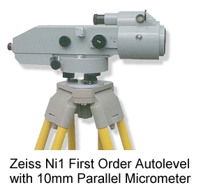 Ni1 First Order AutoLevel
