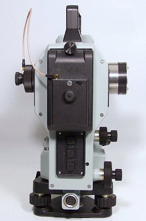 Zeiss Eth2 with Kern bright line  Beam Splitter